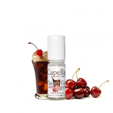 Arôme concentré Cherry Cola Capella Flavor 10ml Arômes Capella Flavors Concentrated