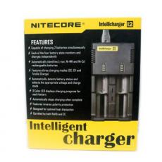 Chargeur d'accus Nitecore i2 Accessoires / Chargeurs Pour Batteries