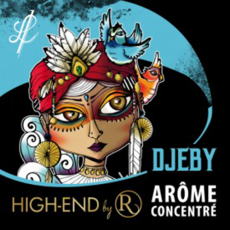 Arôme concentré DJEBY - HIGH-END by REVOLUTE Arômes Revolute HIGH-END